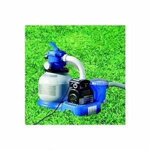 Pompe A Sable Pas Cher : pompe filtre a sable intex pas cher ~ Dailycaller-alerts.com Idées de Décoration