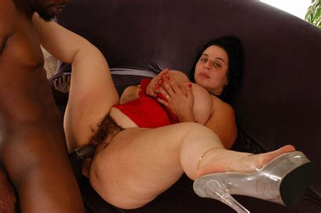 #Tanya #Big #White #Hairy #Bbw #Loves #That #Black #Cock