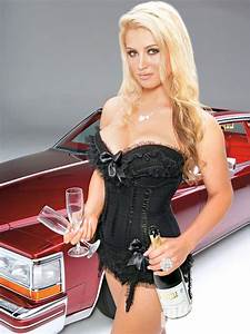 Samantha Whitfield - Lowrider Girls Model