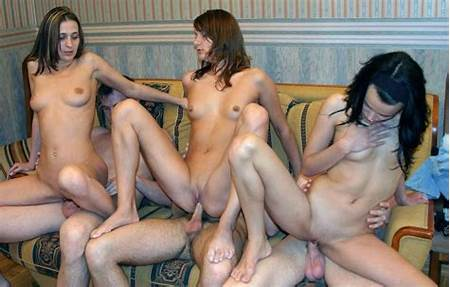 Teen Nude Party