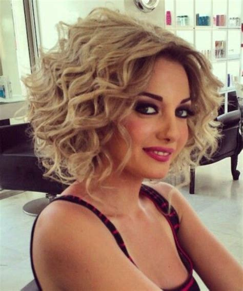 New Short Curly Hairstyles 2020 All About Style