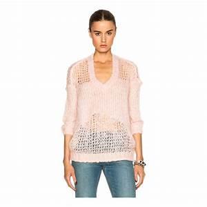 Acne Studios Manual Heavy Mohair Sweater