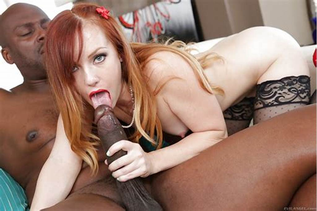#Redhead #Dani #Jensen #Displaying #Tiny #Tits #During