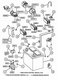 Electrical Components Wiring Diagram : snapper czt19481kwv 7800019 48 19 hp twin stick mid ~ A.2002-acura-tl-radio.info Haus und Dekorationen