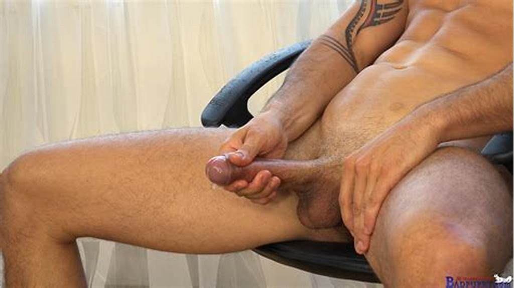 #Straight #Italian #Banker #Masturbating #His #Big #Uncut #Cock