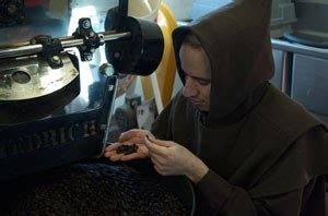 The carmelite monks' mystic monk coffee business was established to help support the carmelite monks' monastery in the mountains of wyoming. Proposed Mystic Monk Coffee Monastery Drawing Criticism   SANCTE PATER