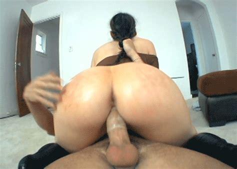 Fat Ass Bouncing Dick Creampie