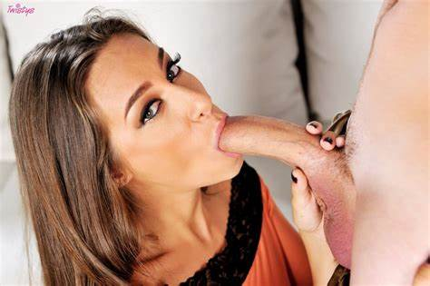 Cock Warms Up Her Deepthroats For A Long Prick