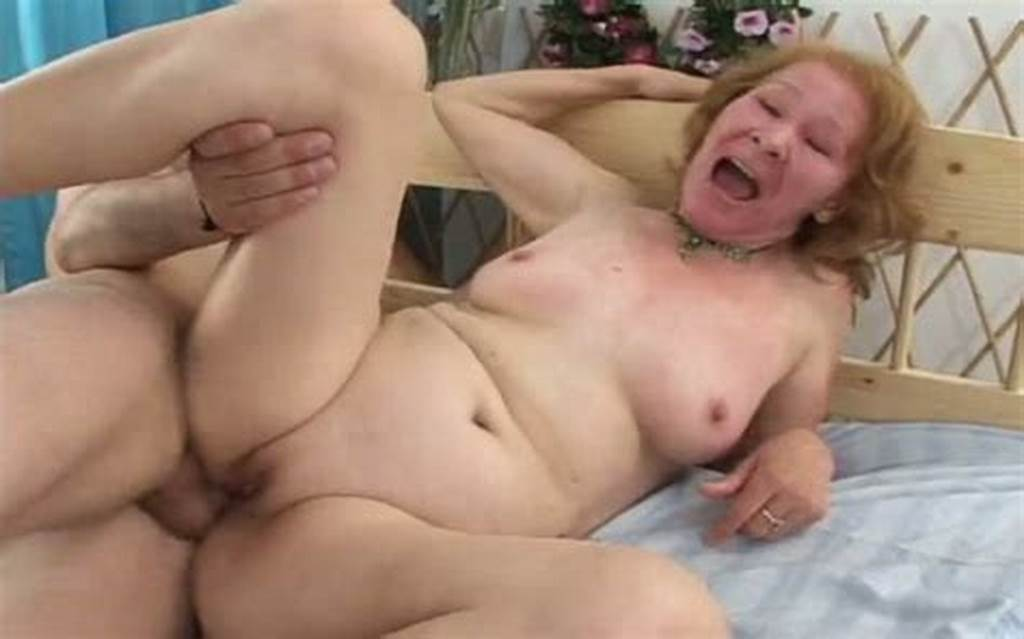 #Lustful #Granny #With #Saggy #Tits #Ass #Fucked #Brutally #In