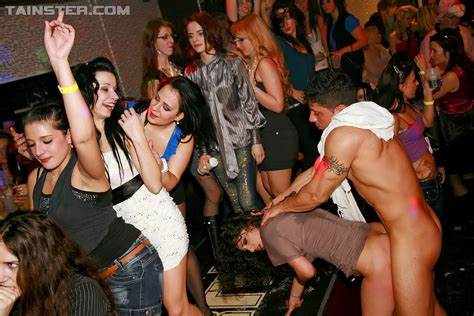 Best Gorgeous Parties Fucks In Club