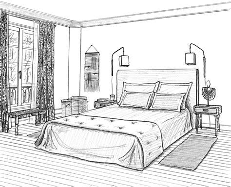 emejing dessin de chambre images ridgewayng com