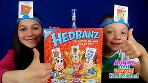 Spielhund Für Kinder : hedbanz spiel f r kinder und die ganze familie was bin ~ Watch28wear.com Haus und Dekorationen