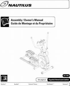 Nautilus E514 User Manual