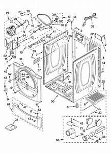 35 Kenmore He2 Plus Parts Diagram
