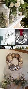 Love, The, Icy, Silver, U0026, White, On, A, Mantle, Mit, Bildern