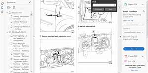 Workshop Manual Service  U0026 Repair Guide For Renault Megane