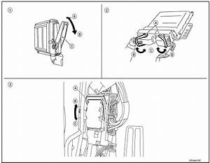 Nissan Rogue Service Manual  Harness Connector