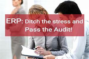 Ditch The Stress And Pass The Audit
