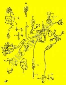 Faisceau Electrique Pour Suzuki Gs