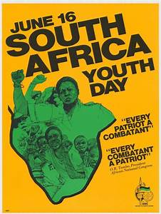 Every Patriot A Combatant – Youth Day south Afrtica
