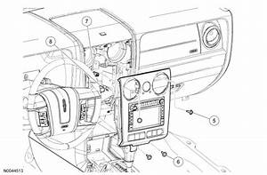 2007 Lincoln Mkz  Navigation  Power Wire  Diagram  The