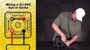 Kicker L7 Wiring Diagram : subwoofer wiring one 2 ohm dual voice coil sub in series ~ A.2002-acura-tl-radio.info Haus und Dekorationen