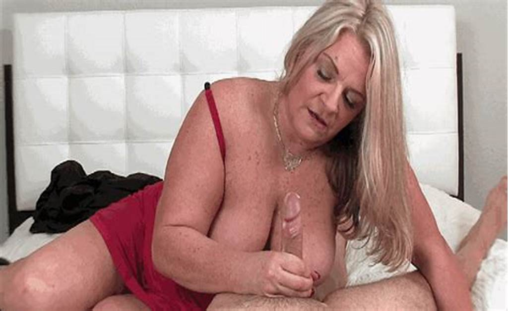 #Blonde #Milf #Milking #A #Big