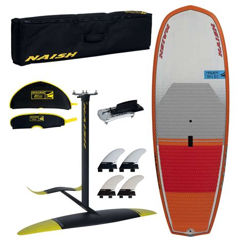 Naish Hover SUP 2020 Foil Package | King of Watersports