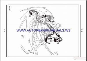 Renault Kangoo X76 Nt8251 Disk Wiring Diagrams Manual 15