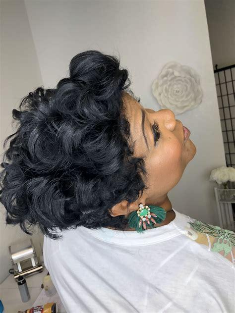 #Divastylessalon #shorthair #pixie #hairstyles Sassy