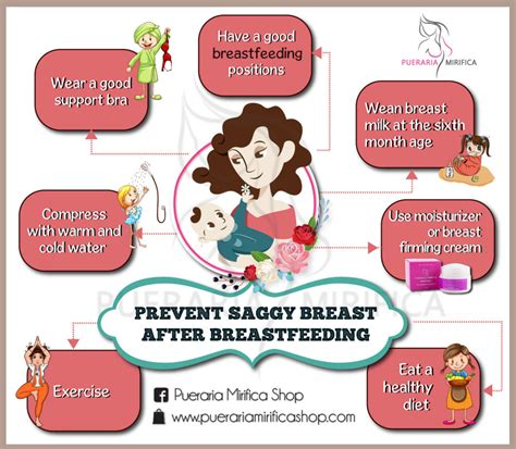 Does Breastfeeding Make Your Breasts Bigger