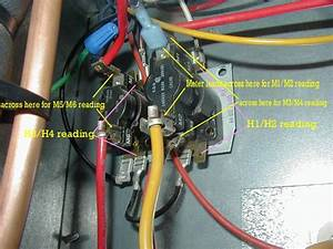 Wire Diagram For Coleman Heat Pump Model  3500a818
