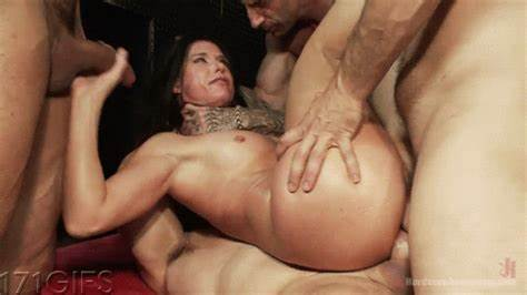 Curly Porn Slave With Immenge Breasts