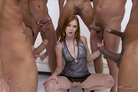 Sweet Gangbang With Lucky End Linda Porno Tries Super
