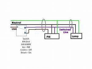 18 Awesome Pir Override Switch Wiring Diagram