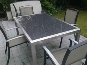 Gartentisch Edelstahl Granit : gartentisch edelstahl granit simple tisch mit fresh stern tischsystem gartentisch edelstahl ~ Whattoseeinmadrid.com Haus und Dekorationen