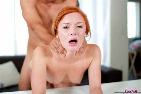 Redhead Oral Intense Audition