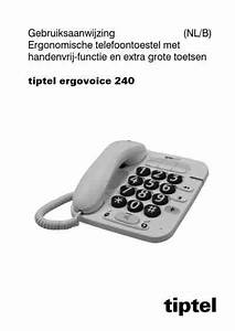Tiptel 240 Mobile Phone Download Manual For Free Now