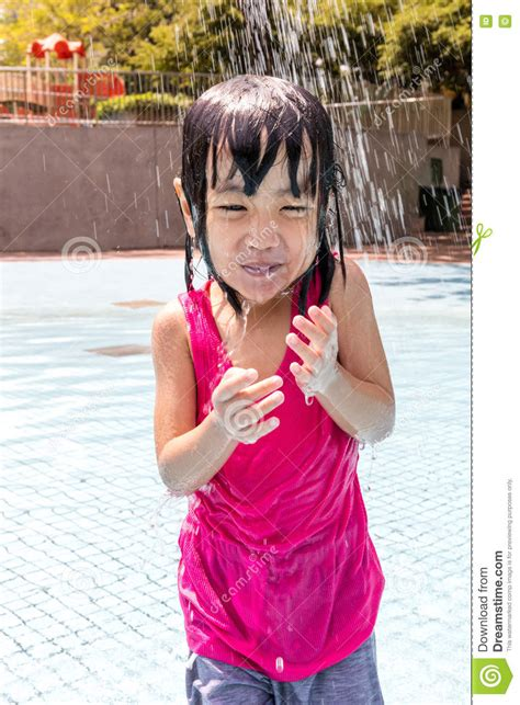 Asian Girl Fucked Shower