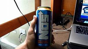Energy Drink Review  Nos