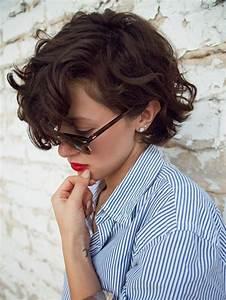 Coupe De Cheveux Bouclés Femme : coupe de cheveux femme 2015 belles et rebelles ~ Nature-et-papiers.com Idées de Décoration