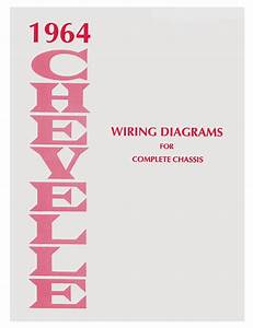 Chevelle Wiring Diagram Manuals Fits 1966 Chevelle   Opgi Com