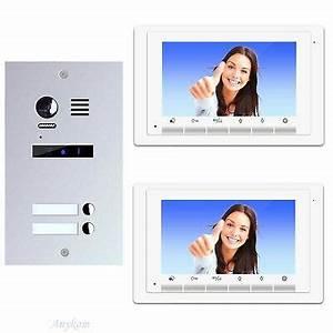Video Gegensprechanlage Test : zweidraht video t rsprechanlage test vergleich ~ A.2002-acura-tl-radio.info Haus und Dekorationen