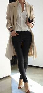 Tenue Glamour Femme : 1000 ideas about tenue chic femme on pinterest vetement femme chic tenue classe femme and ~ Farleysfitness.com Idées de Décoration