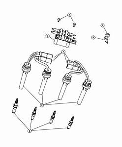 Dodge Ram 1500 Spark Plug  Re16mc  Plugscablescoil  Wires