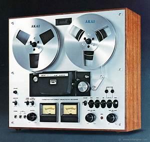 Akai Gx-230d - Manual - Gx Head Stereo Tape Deck