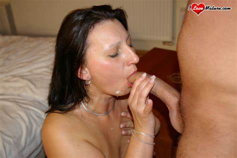 Misti Love Is Sucks First Cock With Pleasure