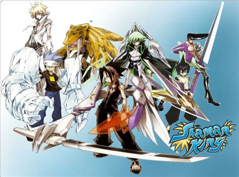 The Results of the Oversouls Shaman king Character