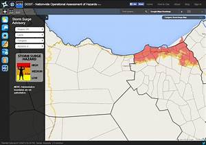 How To Check For Storm Surge Advisories In Your Area