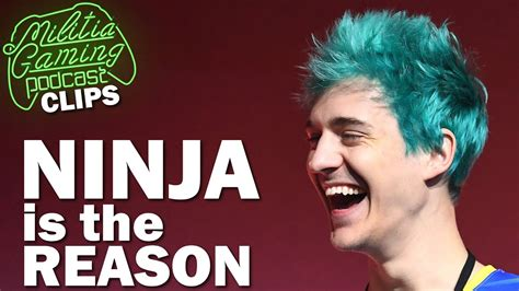 foto de Ninja Has Cracked the Door Open for Gaming as a Mainstream